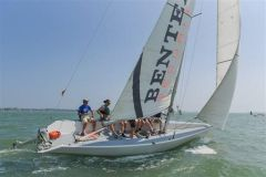 Corporate Sailing SL Tom 28 Ceccarelli Regatta boot