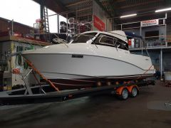 Quicksilver 640 Weekend Yacht a Motore