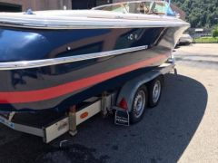 Chris Craft Lancer 22 Rumble seat Heritage Edition