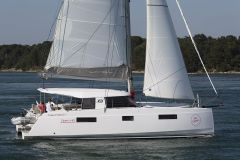 Nautitech Catamarans 40 Open Catamaran