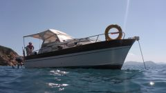 Apreamare Smeraldo 7 Pilothouse