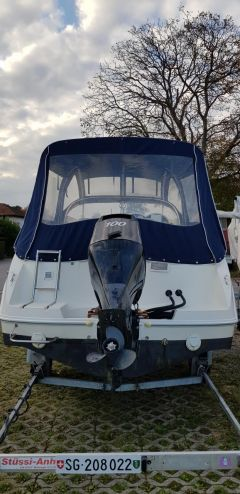 Quicksilver 540 Cruiser Kajütboot