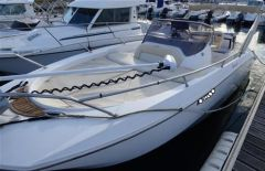 Sessa Key Largo 24 Deck Boat