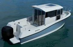Quicksilver Captur 755 Pilothouse / Nuova
