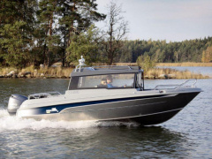Yamarin 60 C Cross Pilothouse