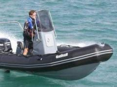 Bombard Explorer 500 Pack Open Schlauchboot