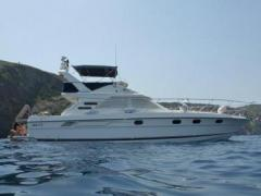 Fairline 43 45 Flybridge Yacht