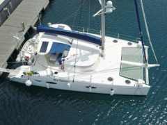 Fountaine Pajot Lavezzi-40 Catamaran