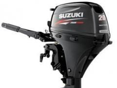 Suzuki DF 20 AS Fuoribordo