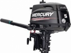 Mercury F 5 MLHA Sail Power Außenbordmotor