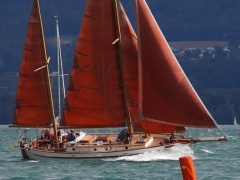 Colin Archer Polar 34 Sailing Yacht