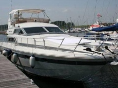 Mochi Craft Mochi 46 Flybridge Yacht