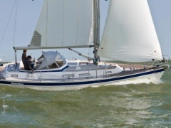 Hallberg-Rassy 37 Intention Yacht a Vela