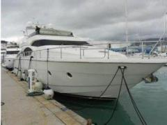 Dominator 68S Flybridge Yacht