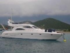 Raffaelli Compass Rose 50 Flybridge Yacht