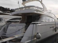 Astondoa 46 Flybridge Yacht