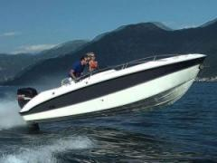 Clear Aquarius Open - Version Deluxe Suisse Sport Boat