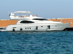 Cayman 62 CYBER FLY Flybridge