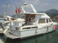 Angel Marine Atemar Flybridge Yacht