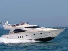 Cayman 62 Fly Flybridge Yacht