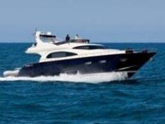 Cayman 70 Fly Flybridge Yacht