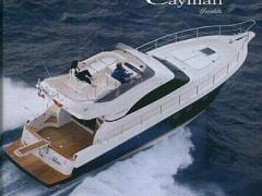 Cayman 42 Fly Flybridge Yacht