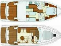 Carnevali C 130 fly Flybridge Yacht