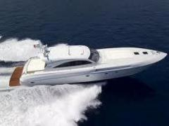 Rizzardi 73 ht Hard Top Yacht