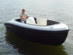 Oudhuijzer 471 Tender Sportboot