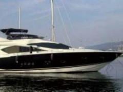 Sunseeker 82 Fly Flybridge Yacht