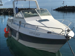 Flyer Serie 6 Pilothouse