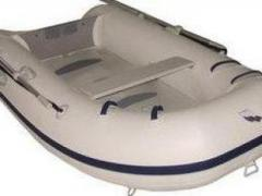 Mercury 250 Air Deck Schlauchboot