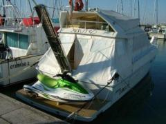 Ferretti 36 Fly Flybridge