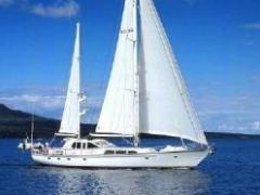 Alloy Yachts Pilothouse Pacific Eagle Day Sailer