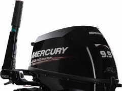 Mercury F 9,9 EL CT BigFoot Fuoribordo