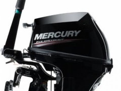 Mercury F 8 MLH Outboard