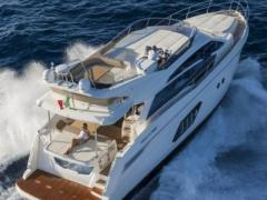 Absolute 52 FLY Flybridge