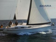 Bavaria 30 Cruiser Sailing Yacht