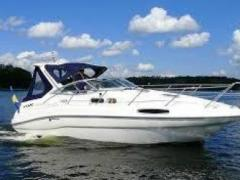 Sealine S 28 Sports Cruiser Kabinenboot