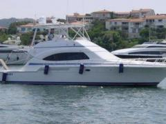 Bertram Yacht 510 Convertible Flybridge Yacht