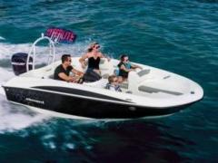 Bayliner ELEMENT E5 + 50 PS Bowrider