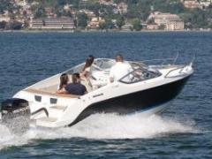 Quicksilver Activ 645 Cruiser + 100PS Semicabinato