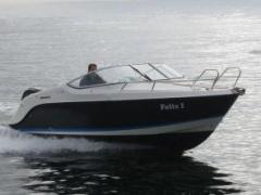 Quicksilver Activ 595 Cruiser 100 PS Trailer Kajütboot