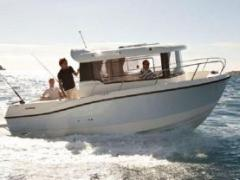 Quicksilver Captur 675 Pilothouse Pilotina