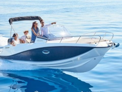 Quicksilver (Brunswick Marine) Activ 675 Sundeck 150 PS Trailer Deck Boat