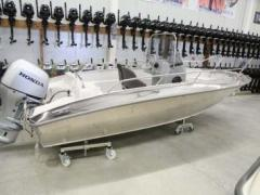 Silver 540 CC Runabout
