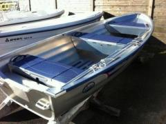 Linder 440 Fishing Rowing Boat