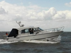 Nimbus 335 Coupe Modell 2011 300 PS Diesel Motoryacht