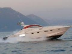 Rizzardi 45 S Incredibile HT Hard Top Yacht