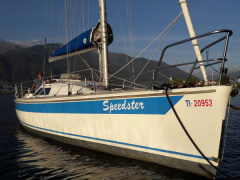 Rommel Speedster Keelboat